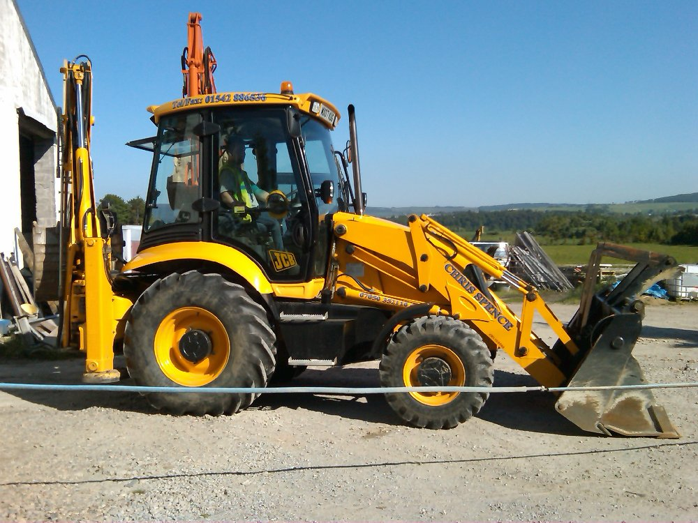 Plant Hire Aberdeenshire